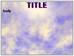 Bible 101 powerpoint templates jesus in the clouds jesus clouds glorify angels trumpet second coming eschatology toneelgroepblik Choice Image
